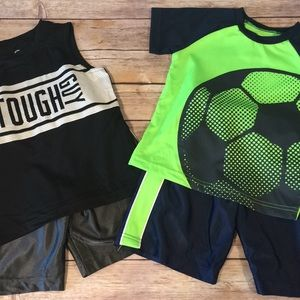 Other - 4 piece Summer Sports Bundle 3T